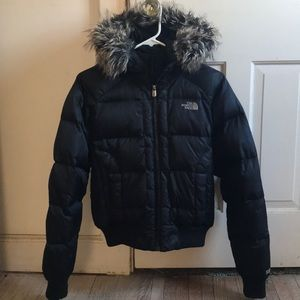 The North Face women's S/P parka